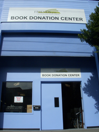 It's easy to be friends of the SFPL